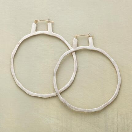PERFECTION DIAMOND HOOPS