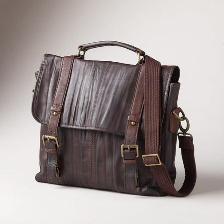 ATLAS MESSENGER BAG