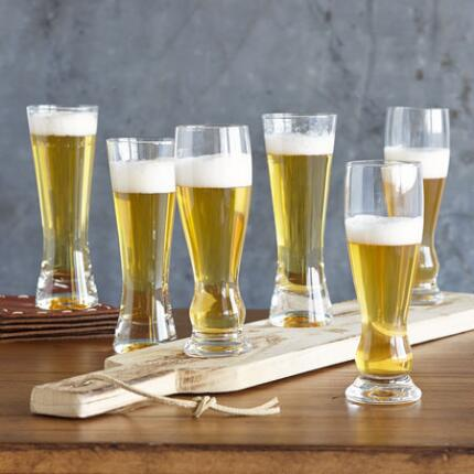 BREWMASTER TASTING FLIGHT, SET OF 6