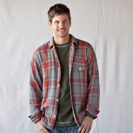 LAKE PLAID SHIRT
