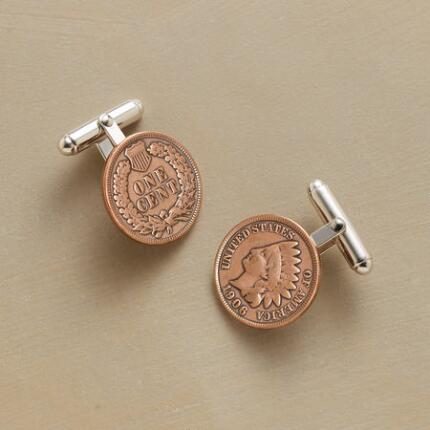 CHIEF ENGRAVER CUFFLINKS