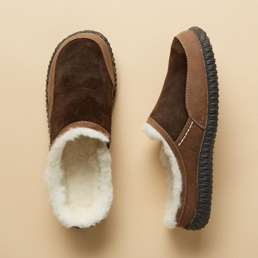 ROVER MULE SLIPPERS