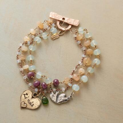 PERSONALIZED ALWAYS BRACELET