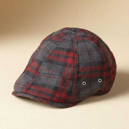 DOWNTOWN SCULLY CAP