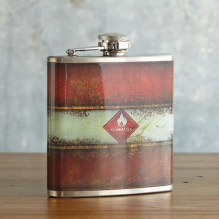 LIQUID COURAGE FLASKS