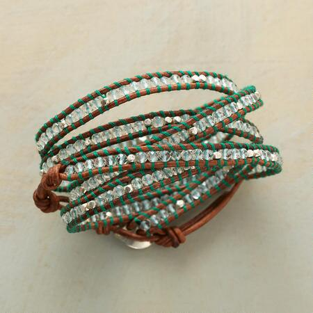 MOONBEAM 5 WRAP BRACELET