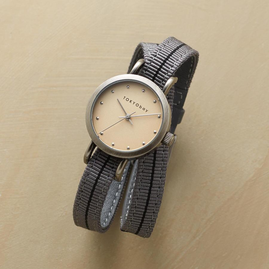 TIMEWEAVER WRAP WATCH