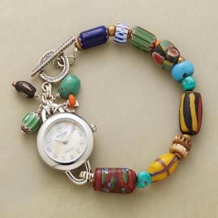 TRADE BEAD WATCH