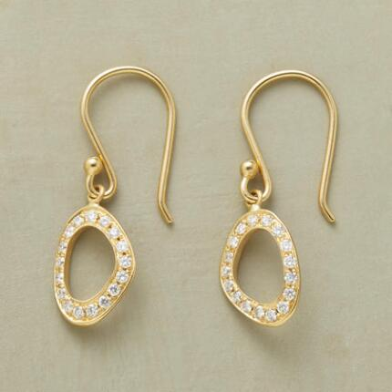 DIAMOND DUST EARRINGS