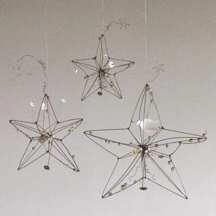 STARS FROM THE EAST, SET OF 3