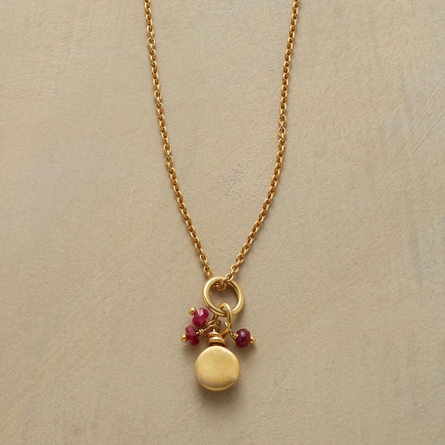 RUBY DAWN NECKLACE