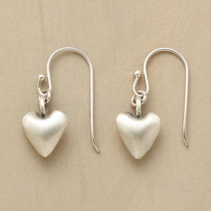 LOVING HEART EARRINGS