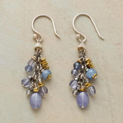 BLUE BELL EARRINGS