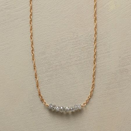 DIAMOND DELICATO NECKLACE