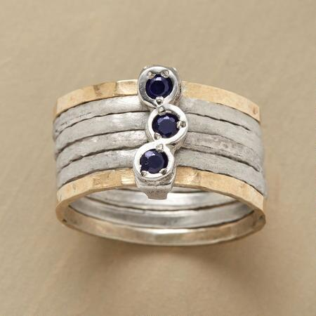 UNITY SAPPHIRE RING