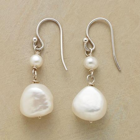 FIRST PRIZE PEARL EARRINGS