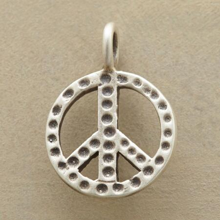 WORLD PEACE CHARM