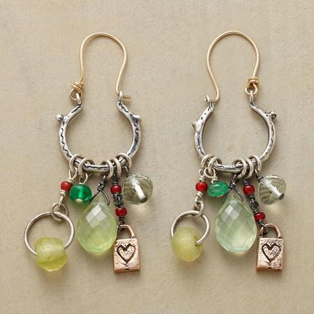 RAIN GODDESS EARRINGS