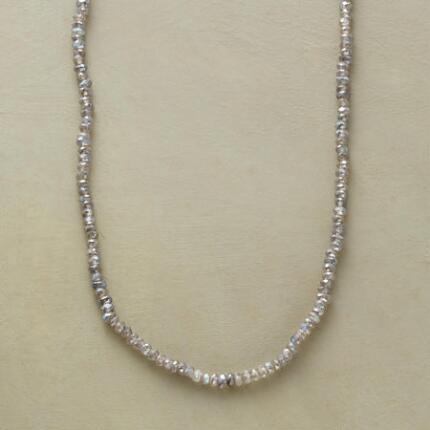 SMOKY SPARKLE NECKLACE