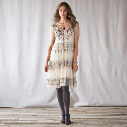 WINTER SOLSTICE DRESS