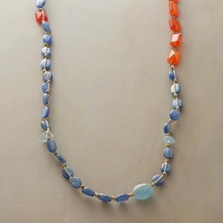 AQUA & COMPANY NECKLACE