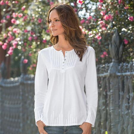 SKYLINE BREEZE TUNIC PETITE