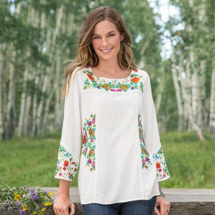AGE OF INNOCENCE TUNIC