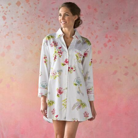 BOTANICAL BEAUTY NIGHTSHIRT