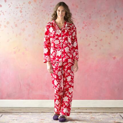RUBY DYNASTY PAJAMAS