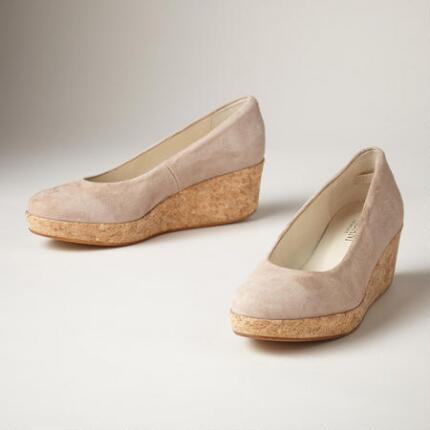 FRANCESCA SUEDE SHOES