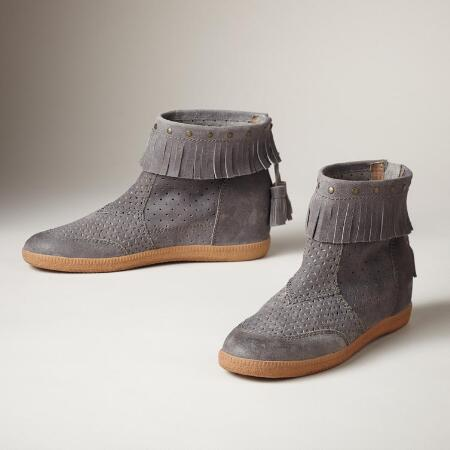 Feather Light Boots