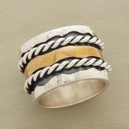 SPINNAKER STERLING RING
