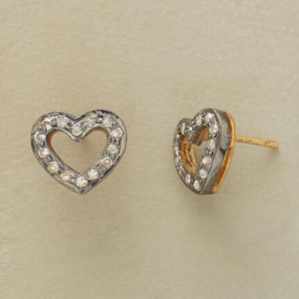 PURE HEART EARRINGS