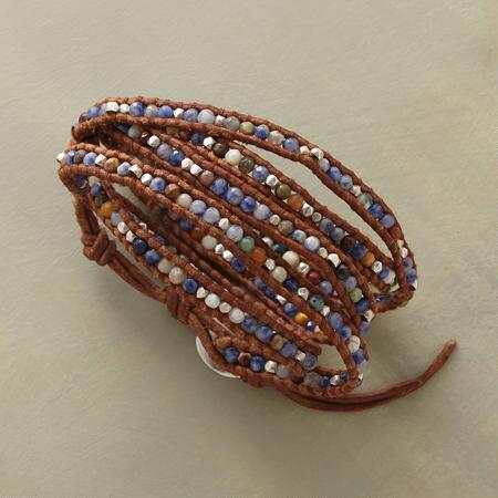 ALPINE TRAIL 5 WRAP BRACELET