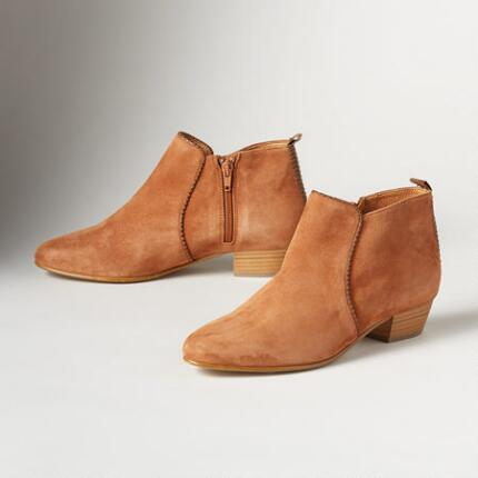 VEDETTA SUEDE BOOTS