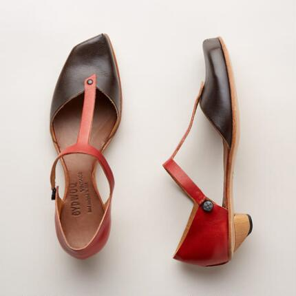 RHONA T-STRAP SHOES