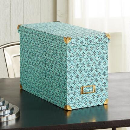 ARTFUL ORGANIZER FILE BOX