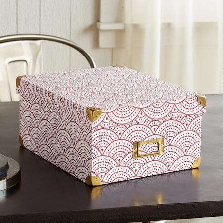 ARTFUL ORGANIZER MEDIA BOX