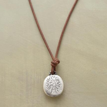 TEMPLE TREE NECKLACE