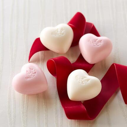 BON COEUR GIFT SOAPS, SET OF 4