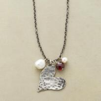 HEALTHY HEART NECKLACE