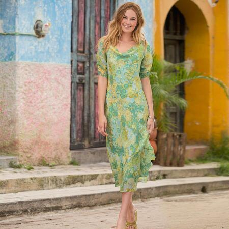 Larkspur Dress - Petites