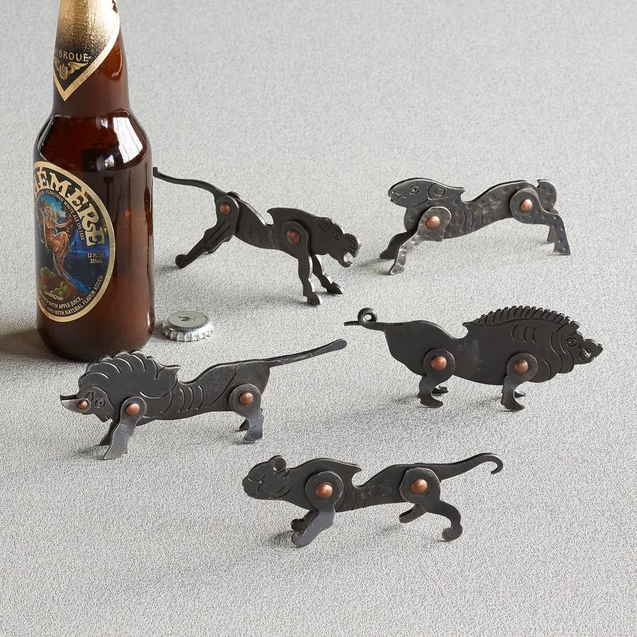 BEASTS OF BAVARIA BOTTLE OPENERS
