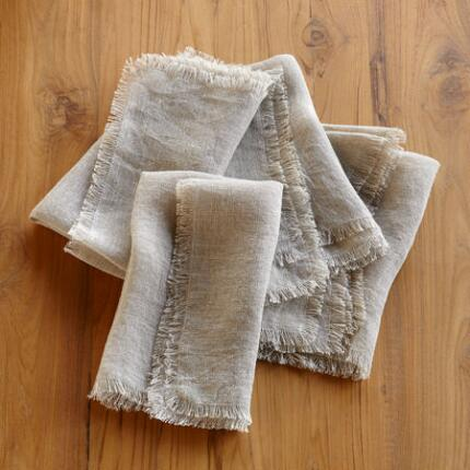 WINTERFROST NAPKINS, SET OF 4