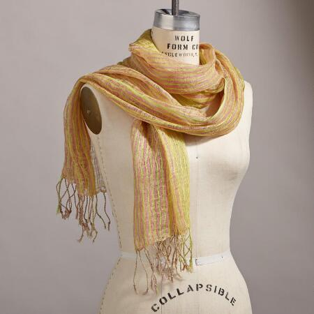 CAREFREE SUNRISE SCARF