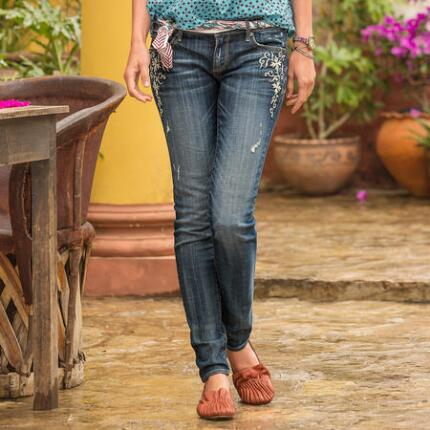 MAGNOLIA JEANS BY DRIFTWOOD