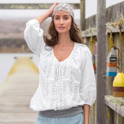 PERFECT MOMENT BLOUSE