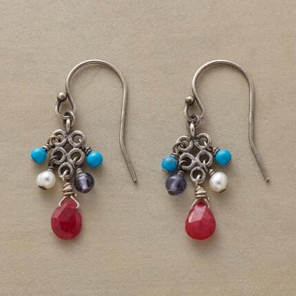 COLOR SPREE EARRINGS
