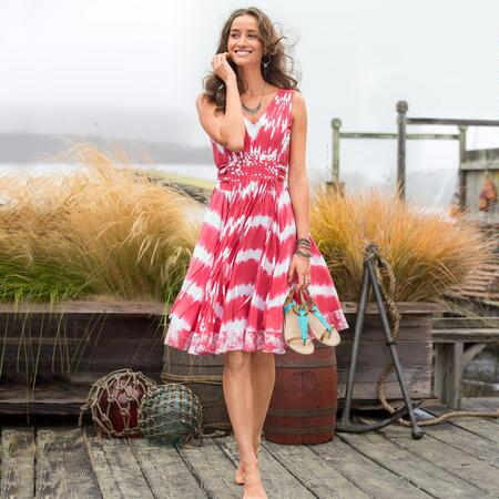 Island Rhythms Dress