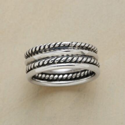 FOUR TIERS RING
